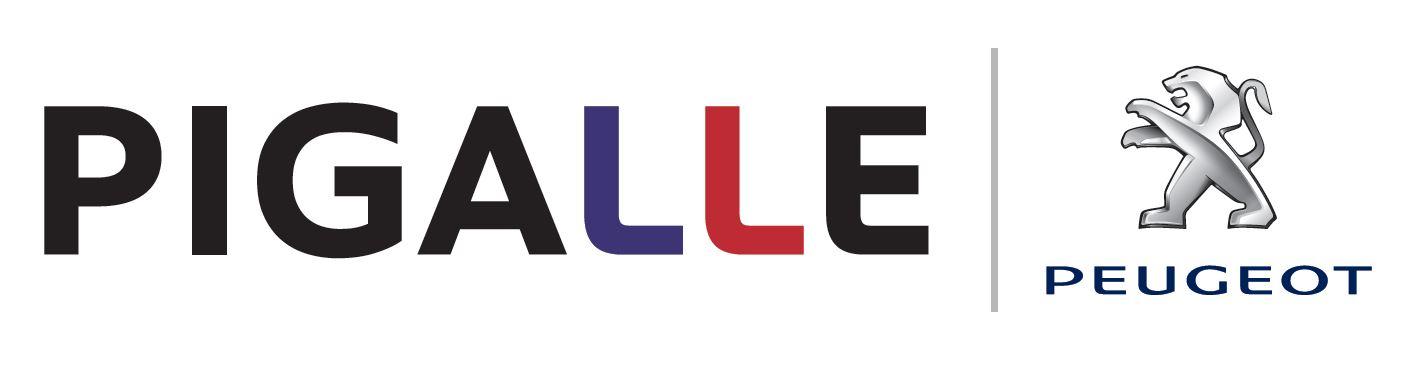 Peugeot Pigalle_logo