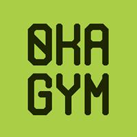 OKA GYM - Academia_logo